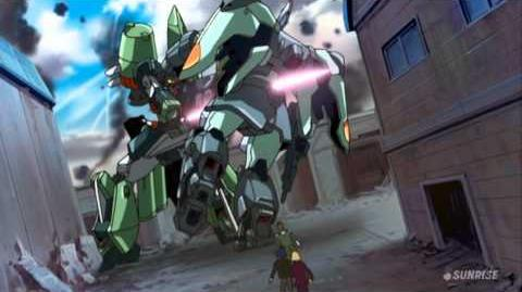 156 ZGMF-X24S Chaos Gundam (from Mobile Suit Gundam SEED Destiny)