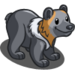 Tibetan Blue Bear-icon