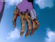 Eva-01 hand (NGE)