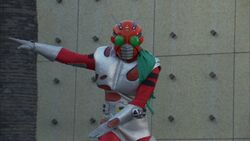ZX (Let&#39;s Go Kamen Riders)