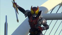 Kiva (Let&#39;s Go Kamen Riders)