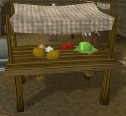 Greengrocer of Miscellania