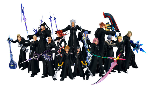 Kingdom Hearts III || E3 2015 OrgXIII