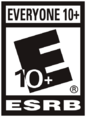 ESRB Everyone 10+.svg