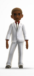 George xbox avatar