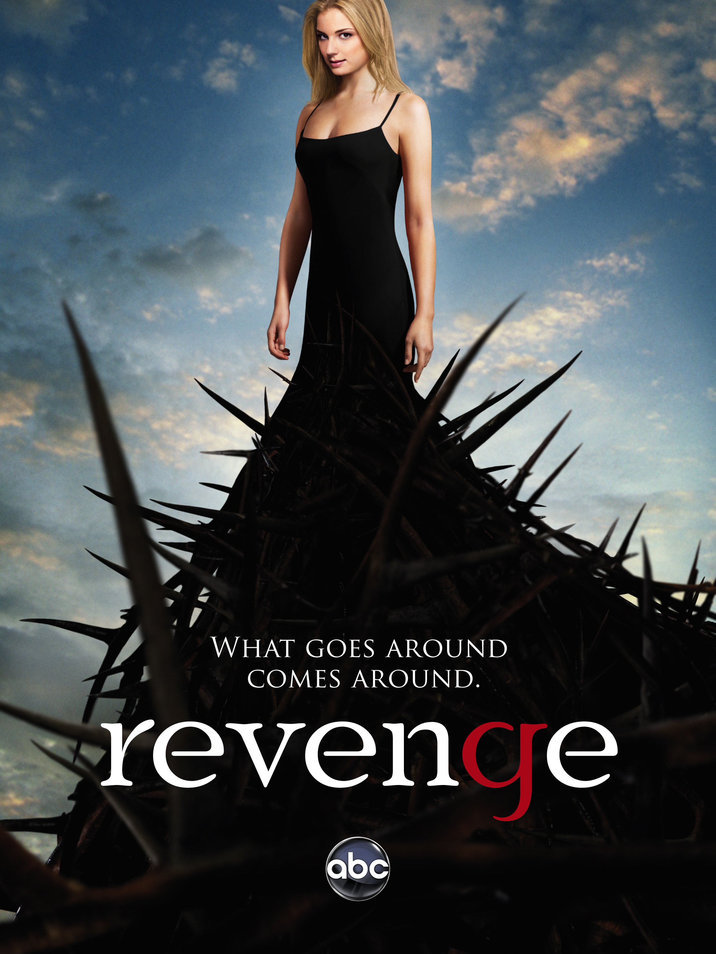 Revenge saison 1 épisode 22 streaming dans Series Revenge-Promo-Poster-Season-One-ABC