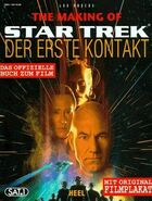 The Making of Star Trek First Contact cover (German)