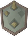 Rune berserker shield 0 old