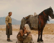 Daenerys &amp; Irri 2x02