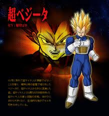 Vegeta super sayayin dai ni kai