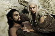 Daenerys and Drogo 1x10