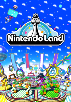 Nintendo Land artwork 1