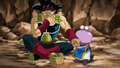 Bardock and Berry