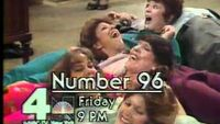 WNBC-TV's Number 96 Video ID For September 1980