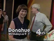WNBC-TV's Donahue Video Promo From Early 1980