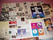 Magazine clippings 2