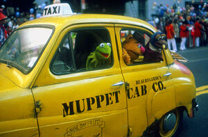 Muppet Cab
