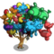 Giant Animal Balloon Tree-icon