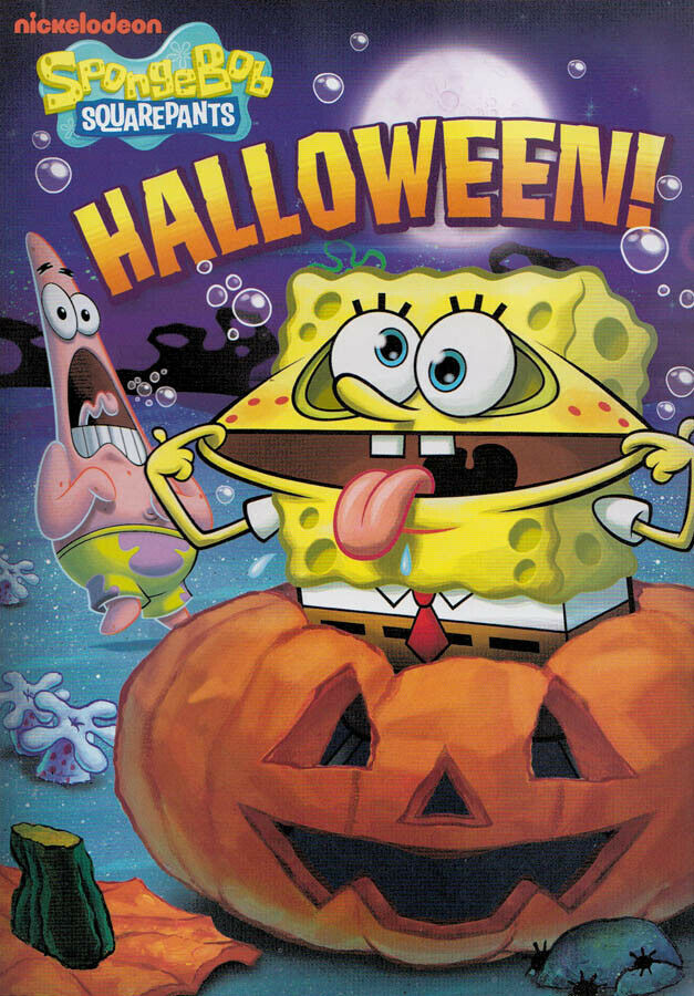 SpongeBob SquarePants - Halloween movie