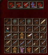 Lord Drake's Weapons As Of June 18, 2012