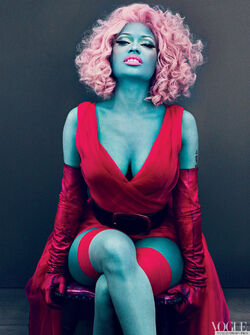 Smurf Nicki