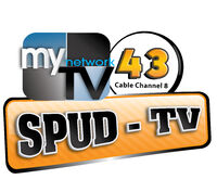 SPUDTV-43 logo