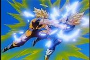 Goku vs majin vegeta