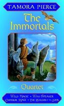 The Immortals Random House bindup