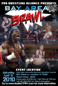 PWA Bay Area Brawl 2010