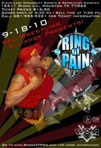 PWA Ring of Pain 2010
