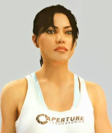 Chell - Half-Life Wiki