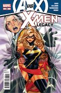 X-Men Legacy Vol 1 269