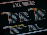 HMS Pinafore overview