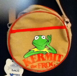 Butterfly originals 1980 bag kermit 1