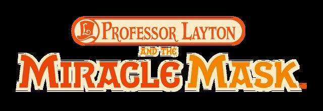 """[Spoilers] Discussion """"Professeur Layton et le Masque des Miracles 3DS"""" - Page 2 640px-Miracle_Mask_Logo"""