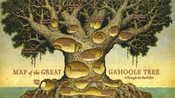 Great Ga&#39;Hoole Tree (book)