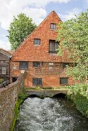 City Mills, Winchester - geograph.org.uk - 869938