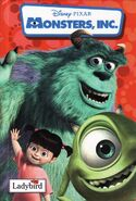 Monsters Inc (Ladybird)