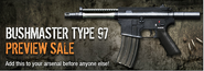 Bushmaster type 97