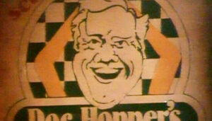Doc Hopper's sign