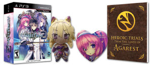 Agarest War 2 - Limited Edition Contents