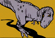 Calvin the Tyrannosaur 2