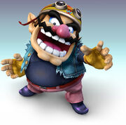 The Wario rival of mario