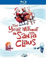 YearWithoutSanta BluRay DVD 2010