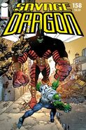 Savage Dragon Vol 1 158
