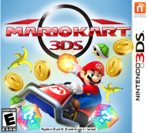 MK3DS Boxart