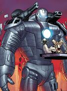 Anthony (Brain tumor) (Earth-1610) with Iron Man armor 001