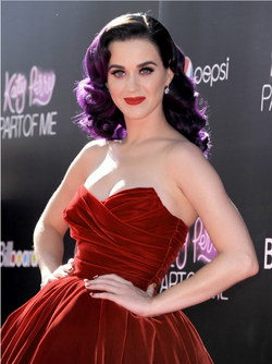 Katy Perry am 26.06.12