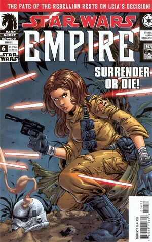 Star Wars Empire Vol 1 6
