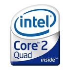Intel core2 quad logo